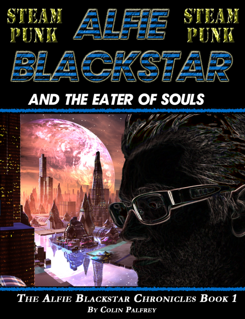 Alfie Blackstar and the Eater of Souls'
