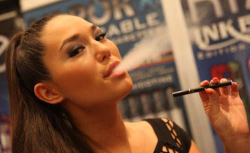Try Electronic Cigarette'