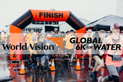 Kreider Farms Hosting World Vision's 6K for Water'