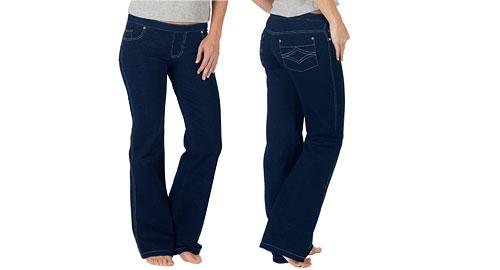 pajama jeans'