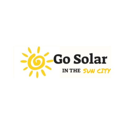 Company Logo For Going Solar in The Sun City'
