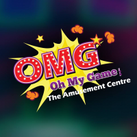 Oh My Game OMG Logo
