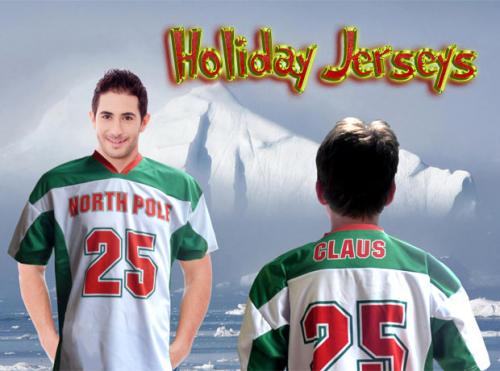 Holiday Jerseys'