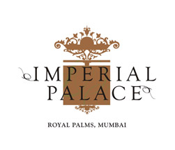 Logo for Imperial Palace Mumbai'