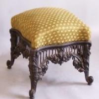 A Custom Design Upholstery Logo
