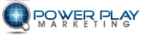 Power Play Marketing Logo