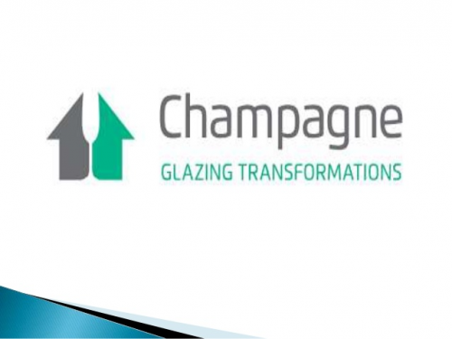 Company Logo For Champagne Showers'