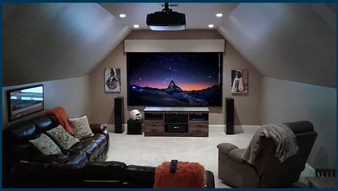 Company Logo For Pinnacle Home Theater'