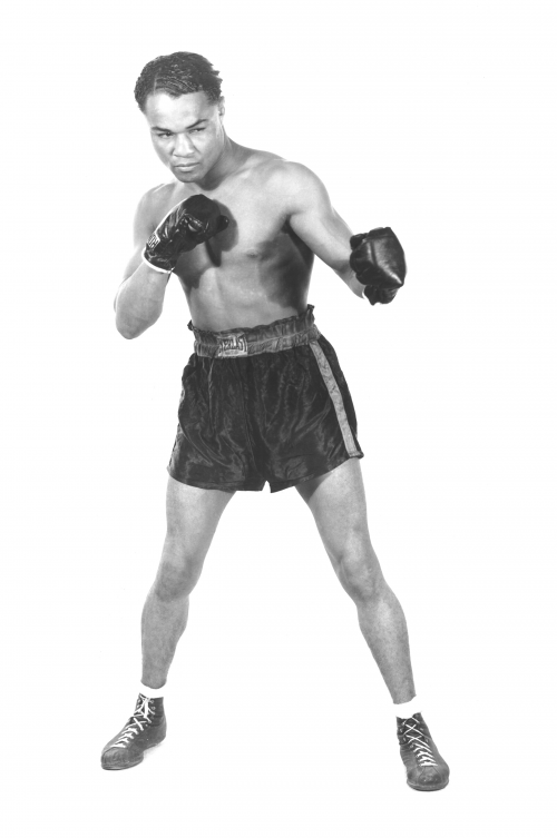 Boxing Legend Henry Armstrong'