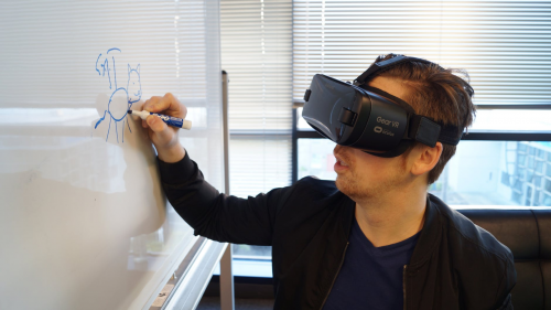 Augmented Reality and Virtual Reality Market'