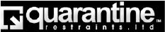 Company Logo For Quarantine Restraints'