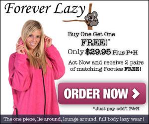 Forever Lazy Pajama'