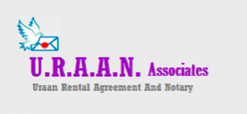 Company Logo For Uraan Rental Agreement And Notary'