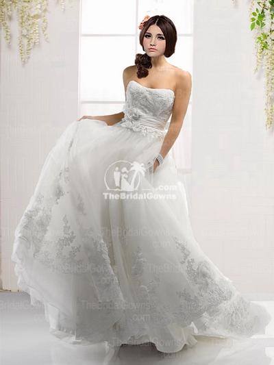 corset wedding dresses'