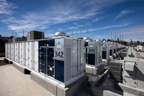 Advanced Energy Storage Systems Market'