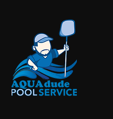 Company Logo For AQUA DUDE POOL SERVICE'