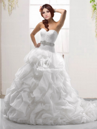 Lace Bridal wedding gown
