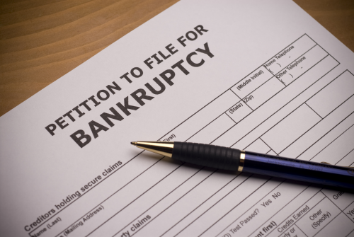 File for Bankruptcy Petition'