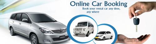 Book Car Online'