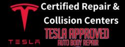 Certified Tesla Repair'