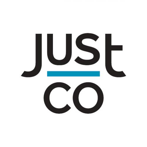 Company Logo For JustCo'