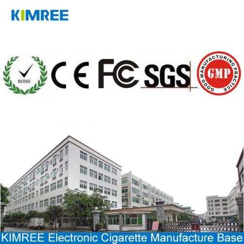 KIMREE Electronic Cigarette Manufacture Base'