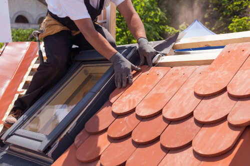 Company Logo For Expert Roofing Repair'