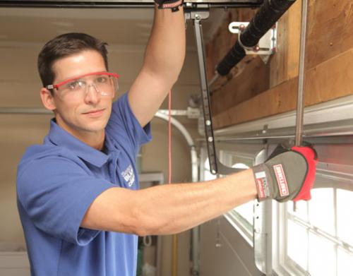 Company Logo For Garage Door Repair Experts New Rochelle'