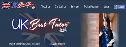 Company Logo For UK Best Tutor'