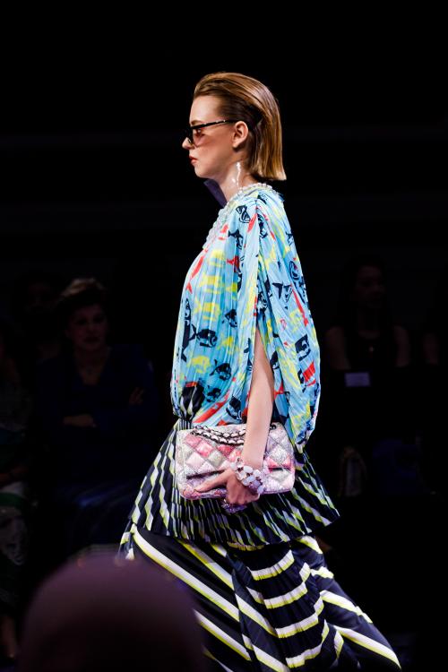 Kabinet Privé X - Chanel Medium Double Flap Bag'