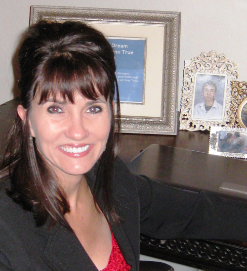 Tina Goodman, CEO'