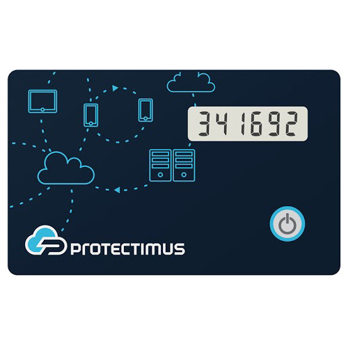 Protectimus Slim NFC - OTP Token with Time Synchronization'
