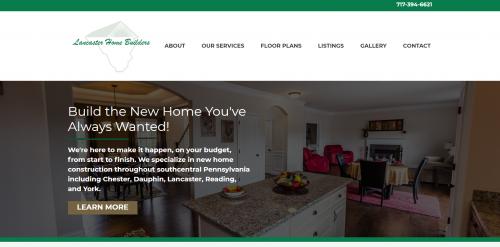 EZMarketing Designs & Develops New Website for Lanca'