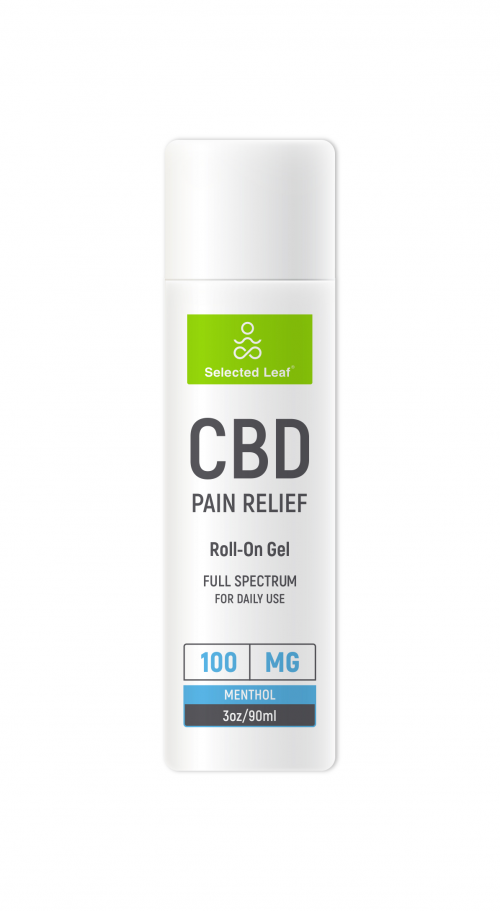Selected Leaf CBD Products'