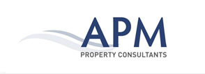 Logo for APM Property Consultants'