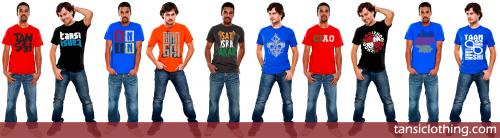 Tansi Clothing Mens'