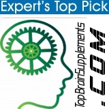 Top Brain Supplements.Com Logo