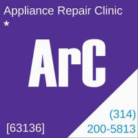 Appliance Repair Clinic Logo