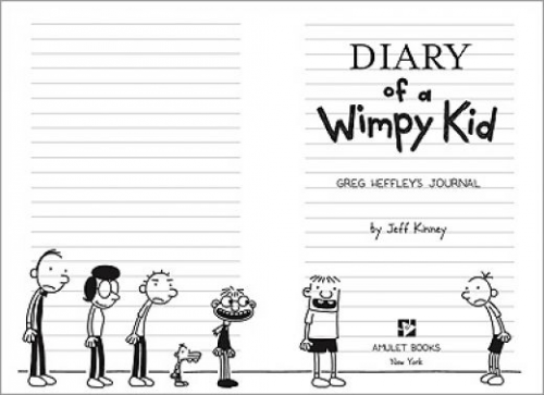 Diary of a Wimpy Kid'