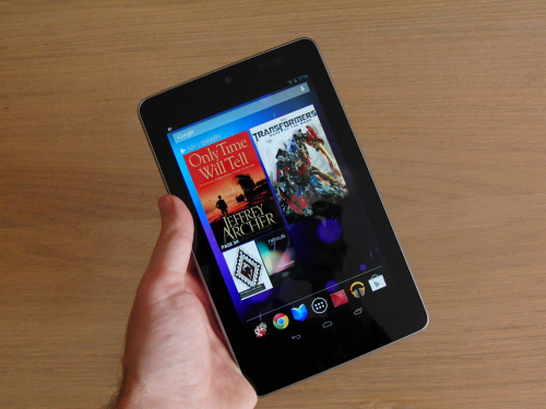 Nexus 7 Tablet Sales'