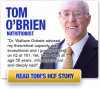 HCF Happy, Calm and Focused withTom O'Brien'