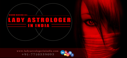 Company Logo For Lady Astrologer in India'