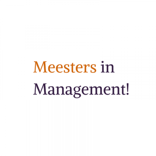 Company Logo For Meesters in Management'