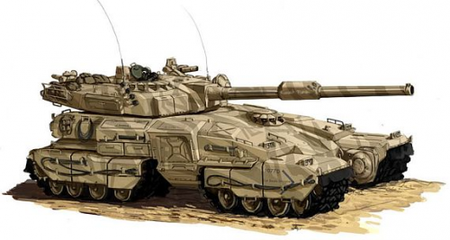 Combat Vehicles Market'