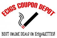 ECigs Coupon Depot Logo
