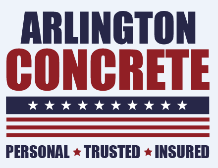 Company Logo For Arlington Concrete'