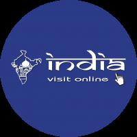 India Visit Online Logo