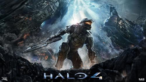 Halo 4'