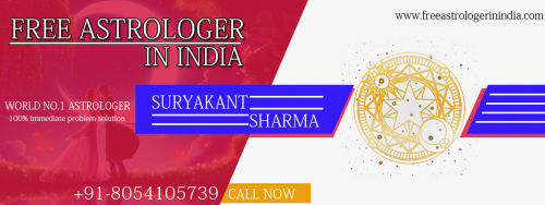 Company Logo For Free Astrologer In India'