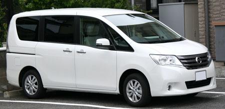 Nissan Serena At Indonesia'